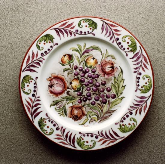 D coration sur porcelaine page 3 3 for Decoration sur porcelaine