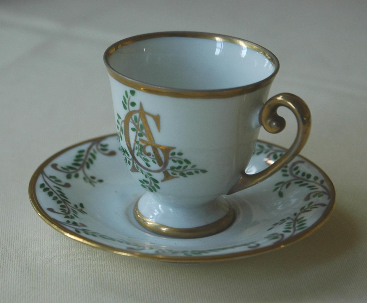 D coration sur porcelaine for Decoration sur porcelaine